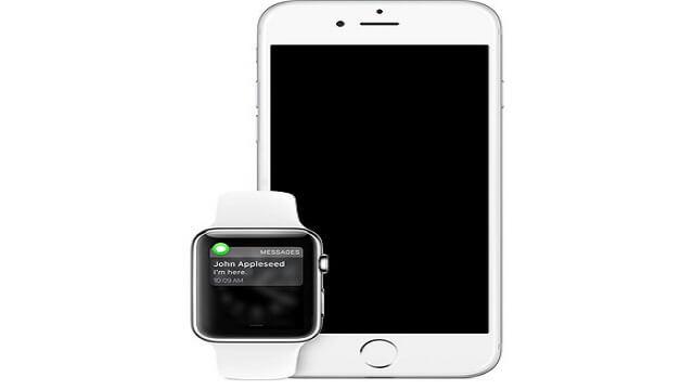 El Apple Watch nos está preparando para un iPhone sin botón de inicio