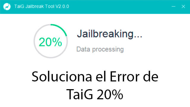 Jailbreak-TaiG-ios-8-error
