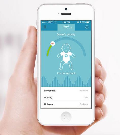App MonBaby - Baby Monitor