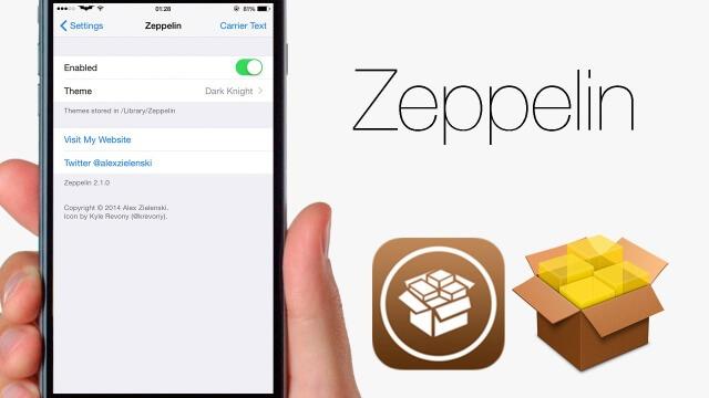Cambia el carrier de tu iDevice con Zeppelin
