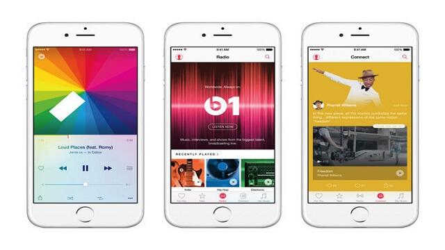 10 millones de suscriptores sumó Apple Music en sólo un mes - copia
