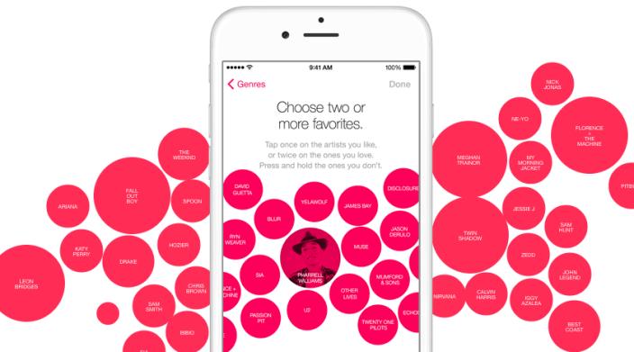 Apple Music atrae gran público
