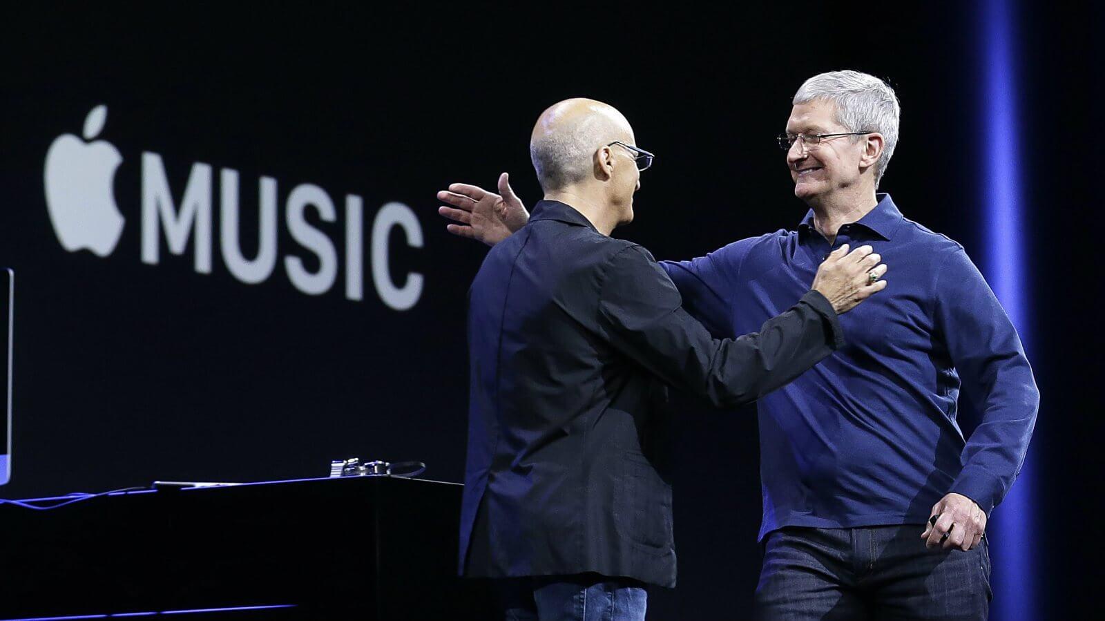 Apple Music tiende a ser más económica fuera de EEUU