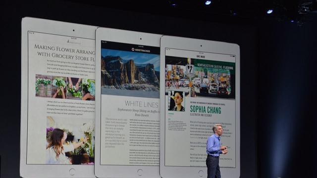 Apple News podría ofrecer a los usuarios una gran experiencia en noticias