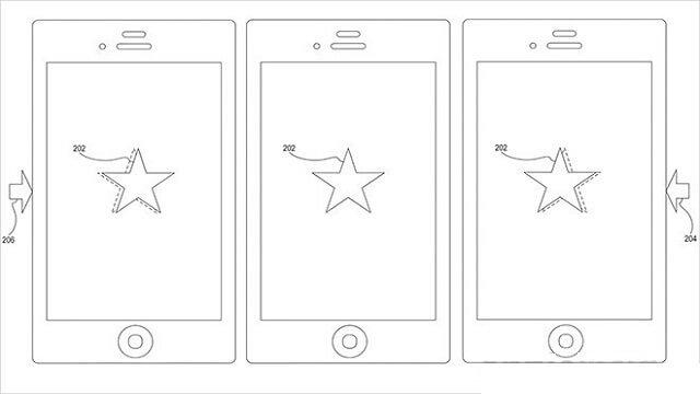 Apple crea sistema de gestos para mover objetos en pantalla y seleccionar texto