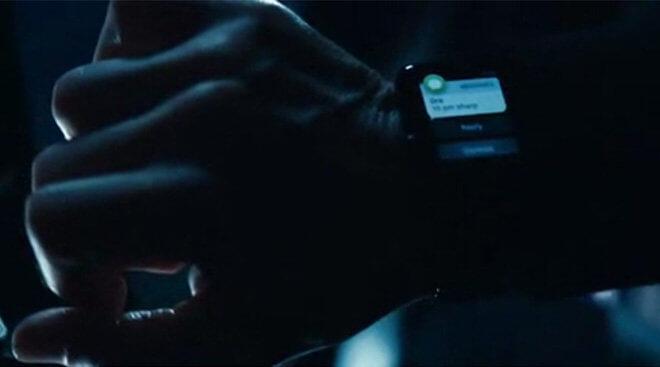 Durante Phenomenal, los actores utilizan dispositivos Apple