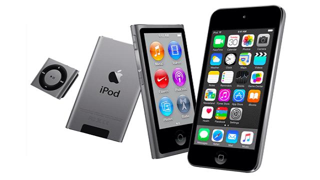 El iPod podría volver a nuestras manos gracias a Apple Music