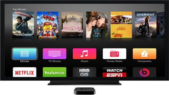 El nuevo Apple Tv podría tener control remoto TouchPad y muchas cosas mas