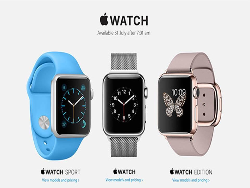 El precio del Apple Watch en Nueva Zelandia está desde NZ $599 hasta NZ $30.000