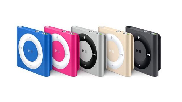En Honor al iPod Shuffle
