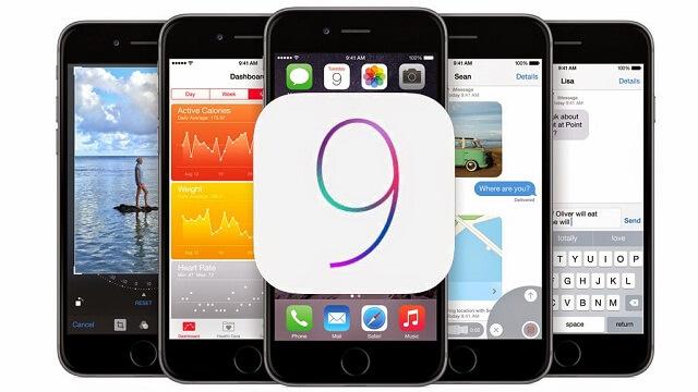 Lanzamiento de beta iOS 9 junto con la aparición de Apple Music
