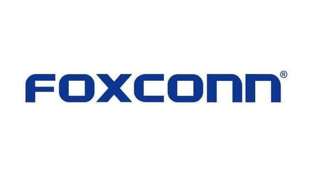 Logo de Foxconn, empresa de hardware para computadoras