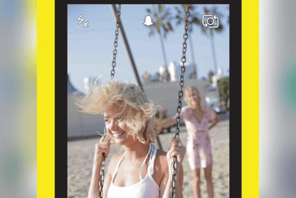 Nuevas características para Snapchat