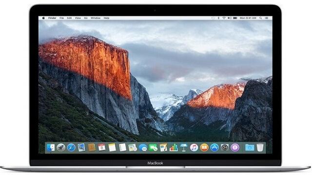 OS X El Capitán presenta actualización para reparar fallos de aplicaciones