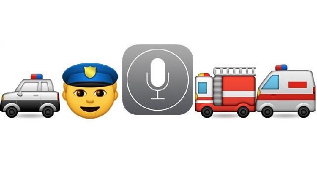 Siri puede llamar al Servicio de Emergencia por ti a través de tu iPhone
