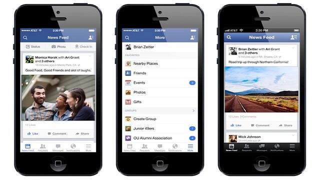 ¿No debemos instalar la aplicación Facebook en iOS - copia
