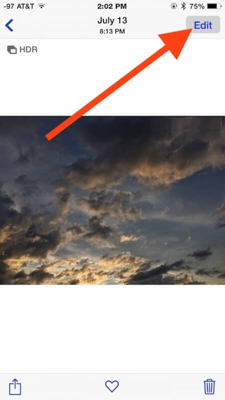 2.- Selecciona una imagen en tu carpeta