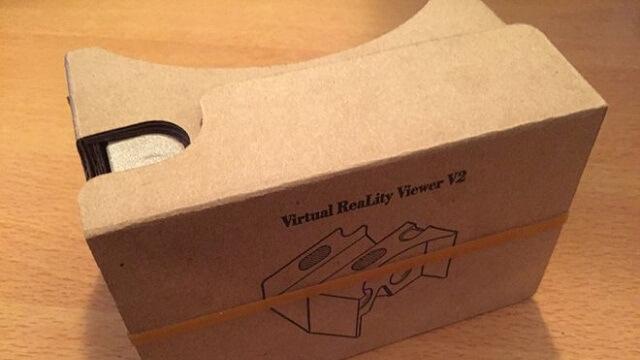 Aplicaciones de realidad virtual para iPhone gracias a Google Cardboard