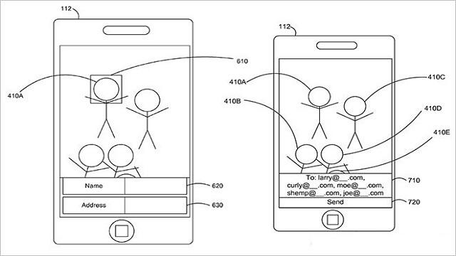 Apple permite compartir fotos automáticamente utilizando reconocimiento facial