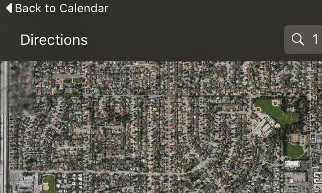 Algunos usuarios presentaron mayormente problemas al cambiar de la app Calendar a otra