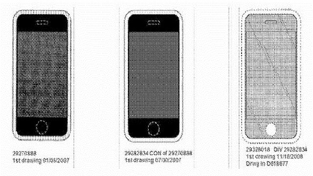 Diseño del iPhone