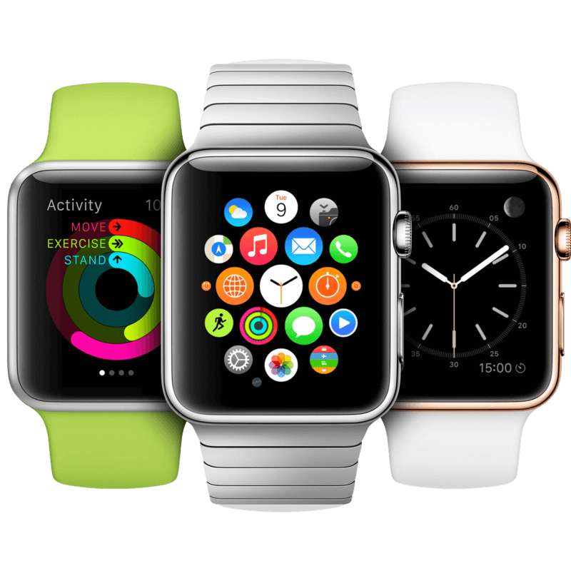 El lanzamiento de Apple Watch revoluciona la industria