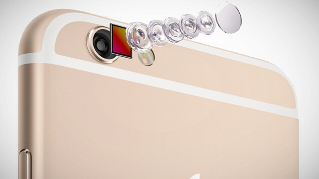 Las nuevas mejoras de la cámara del iPhone 6S