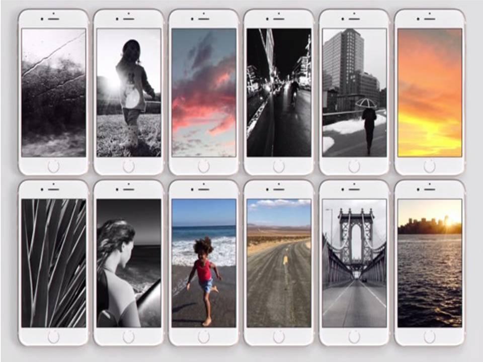 """Nuevo comercial """"Fotos y Vídeos"""" de Apple para seguir la campaña del iPhone - copia"""