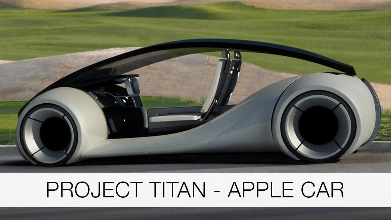 Nuevo informe sobre Project Titan