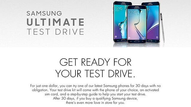 Prueba 30 días gratis un Samsung