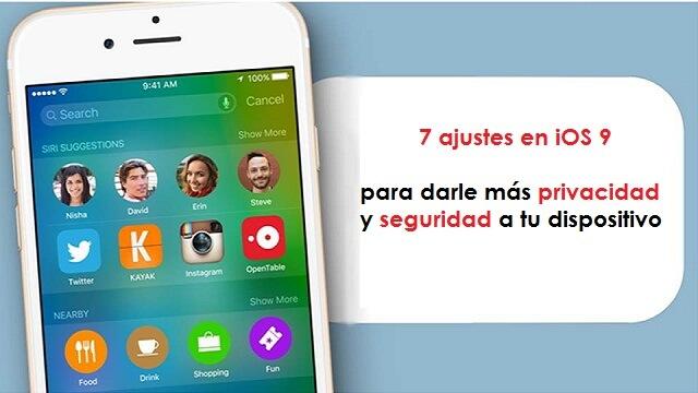 Ajustes en iOS 9 para darle más privacidad y seguridad a tu dispositivo - copia