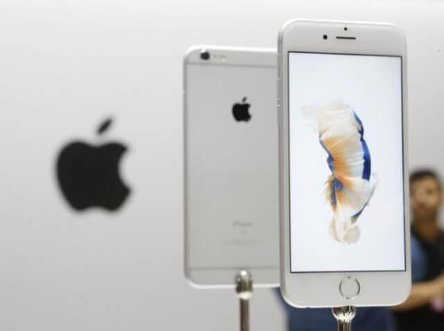 """Algunos usuarios de Apple han estado informando sobre la """"falla"""" de iOS 9"""