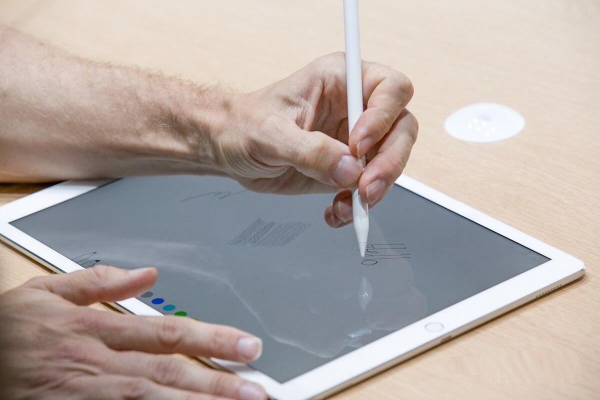Apple Pencil el nuevo compañero del iPad Pro