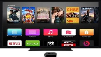 Apple TV y Busqueda universal