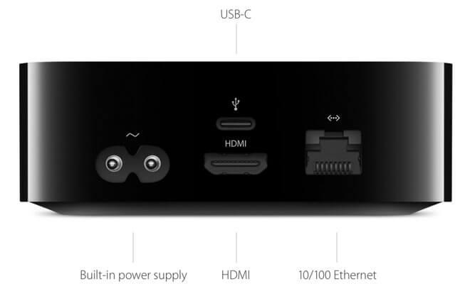 Apple TV y sus nuevas caracteristicas