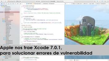 Xcode 7.0.1
