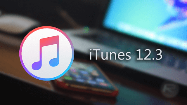 Apple lanza iTunes 12.3