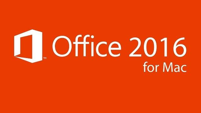 Ediciones independientes del nuevo Office disponible para Mac