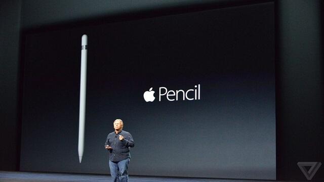 El nuevo Apple Pencil para el iPad Pro