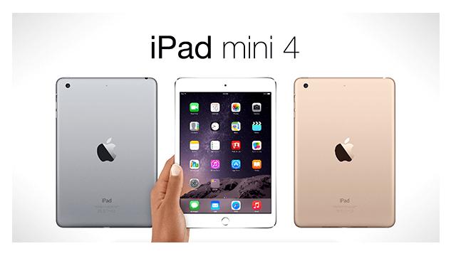 El procesador del iPad mini 4 es realmente rápido - copia