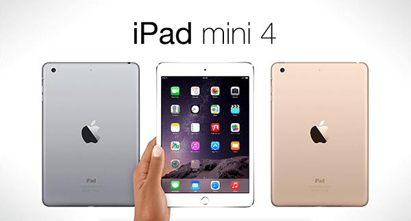 El procesador del iPad mini 4 es realmente rápido