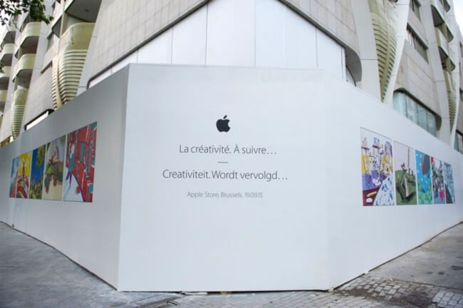 Es oficial la primera Apple Store belga