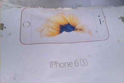 Es posible que entre la nueva línea de iPhones si venga uno rosa con oro