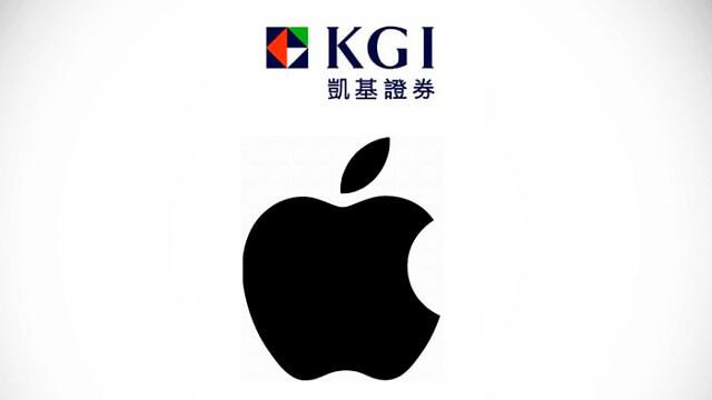 La compañía KGI asegura un problema en la producción del nuevo iPhone 6S Plus