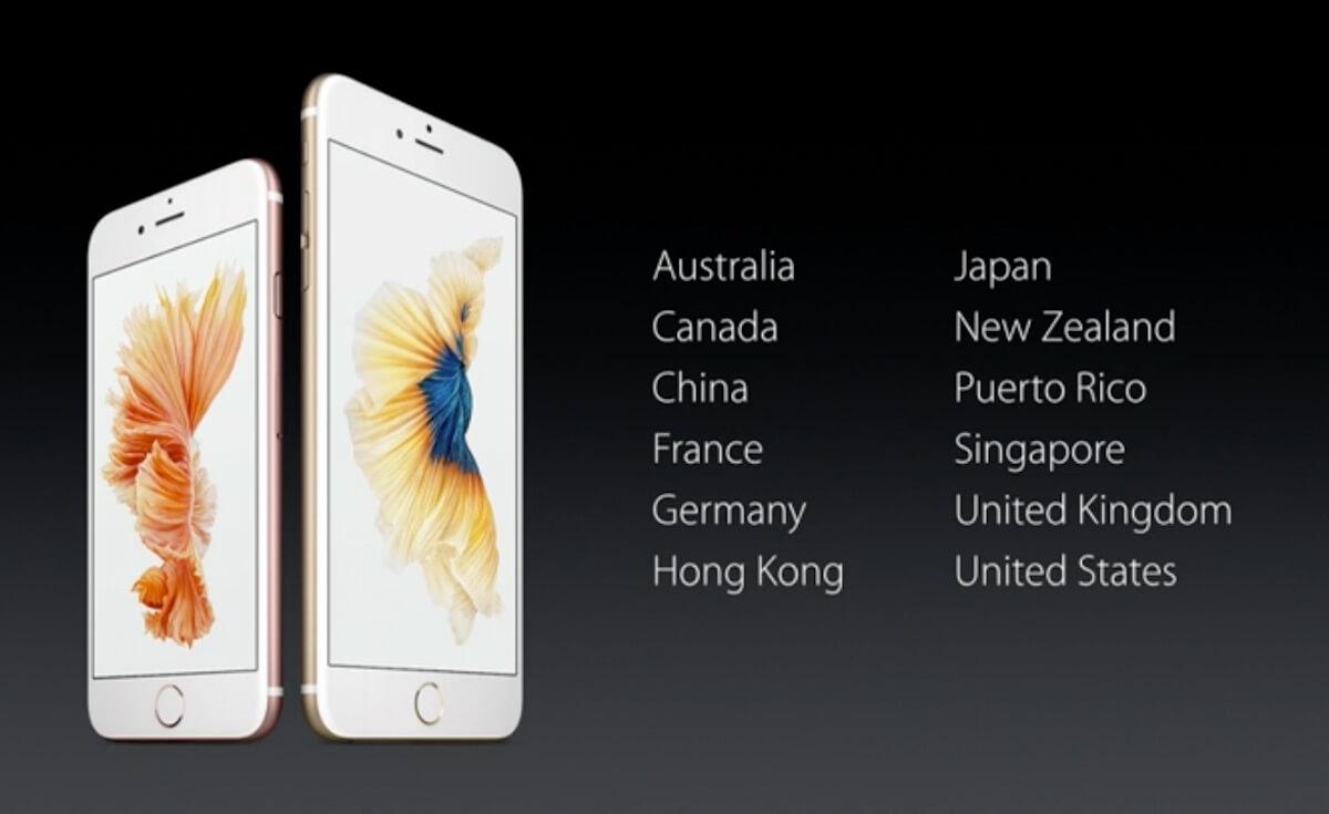La nueva generación de iPhone ya está disponible para pre ordenarlos