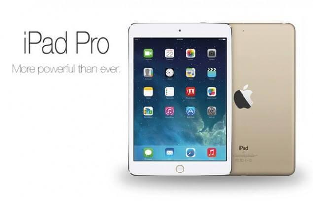 Lo que debemos saber del nuevo iPad Pro