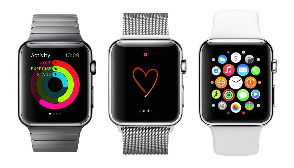 Más de 1 millón de Apple Watch vendidos en china
