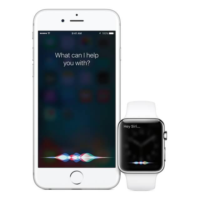 Notables mejoras se hacen presentes en Siri