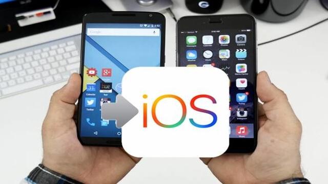 """Nueva aplicación """"Move to iOS"""" para usuarios Android"""