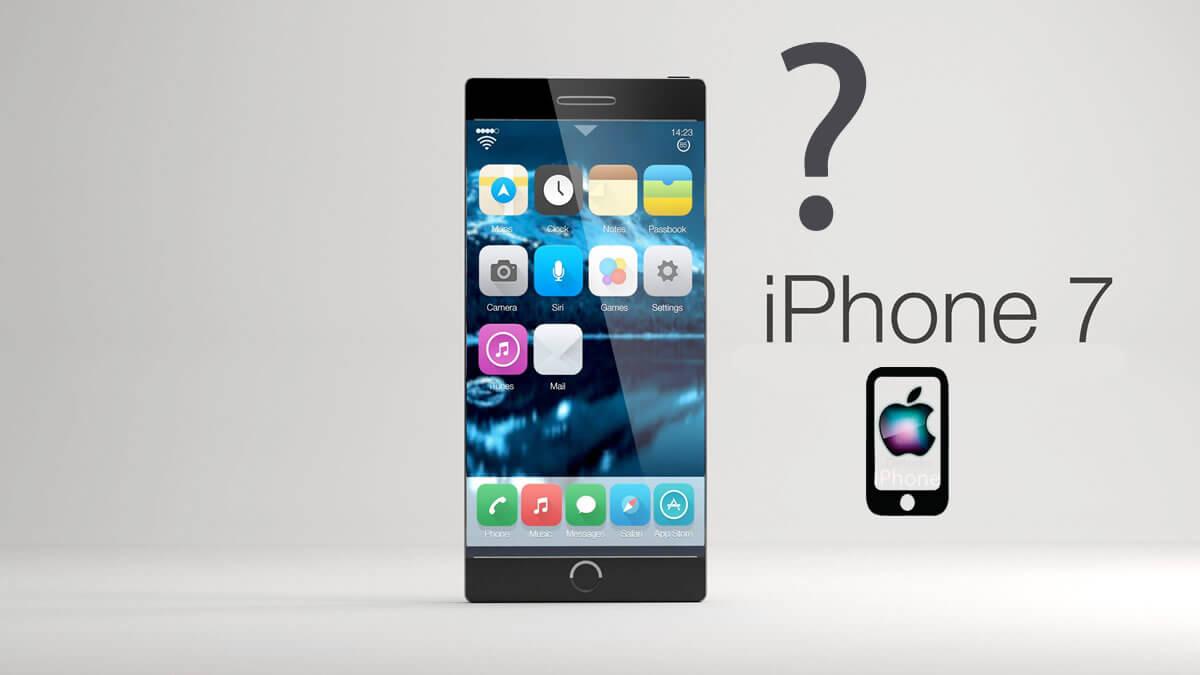Nueva información del posible iPhone 7 previsto para el próximo año